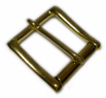 31mm Solid Brass Roller Buckle. Code BUC033